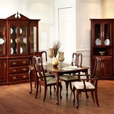 queen anne dining room set queen anne server homestead furniture