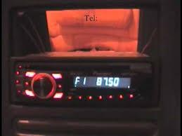 pioneer deh 1300mp u0026 pioneer deh 1320mp youtube