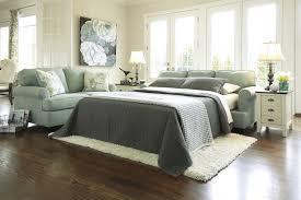 buy daystar seafoam queen sofa sleeper by signature design from