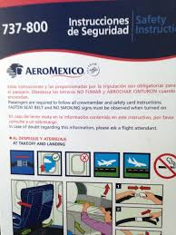 Aeromexico Route Map by Seat Map Aeromexico Boeing B737 800 Seatmaestro Com