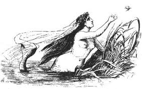 hans christian andersen mermaid
