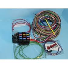 wire v w bus deluxe wiring harness