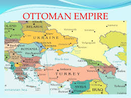 Ottoman Power by Ottoman Empire