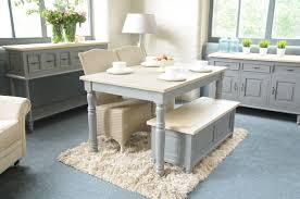 rectangular pine dining table pine shabby chic rectangular storm grey dining table helena source