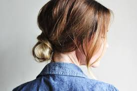 hair buns for hair hair brained 7 awesome hair tutorials to get you through the