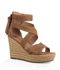 ugg platform sandals sale s espadrilles dillards