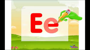letter ee song learn short e sound youtube