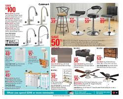 kitchen faucets canadian tire canadian tire west flyer june 24 to 30