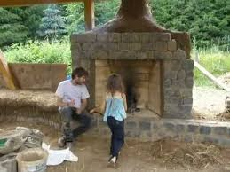 Count Rumford Fireplace by Cob Dragon Rocket Mass Heater Bench And 2 Rumford Fireplaces Youtube