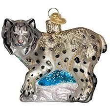 amazon com old world christmas goldfish glass blown ornament