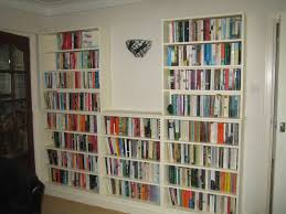 tidy books bookcase white a rearrangement tales from the reading room