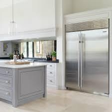 tall kitchen island table tall kitchen island table sub zero fridge freezer the grange bespoke
