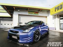 modified nissan skyline r35 nissan gt r r35 super street magazine