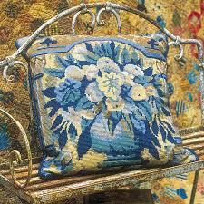 Kaffe Fassett Tapestry Cushion Kits Ehrman 1989 U0027harvest Bowl U0027 By Kaffe Fassett Tapestry Needlepoint