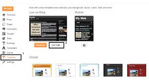 iffy web how to make menu bar freeze on scroll in blogger