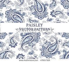 paisley pattern vector seamless vectors paisley download free vector art stock