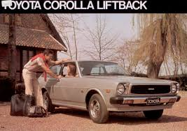 classic toyota toyota corolla liftback gsl te51 vintage classic historic