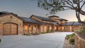 country homes designs hill country fusion home hwbdo69110 prairie style from