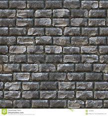 stone brick seamless stone brick wall stock illustration illustration of