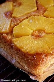 pineapple banana upside down bundt cake recipe bananas cake