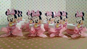 party favors for baby showers baby minnie mouse baby shower party favors baby shower favors