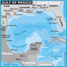 map of the gulf of mexico hurricane ike gulf of mexico map mexico maps gulf of mexico