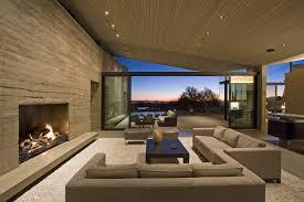 modern livingrooms exclusive idea brown modern living room fireplace decosee com