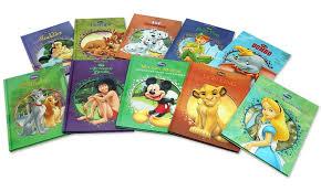 disney die cut books 10 pack groupon