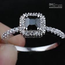 onyx engagement rings black onyx diamond rings women wedding promise diamond