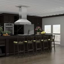 professional outdoor island 697i 304 zline kitchen zline stainless steel island range hood 697i kitchen