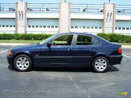 bmw orient blue metallic 2001 bmw 3 series 325xi sedan in orient blue metallic photo 3