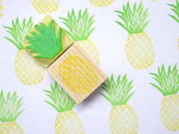 pineapple wrapping paper pineapple st tropical fruits rubber sts fresh fruits