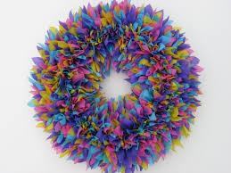 refreshing handmade wreath ideas you could easily diy