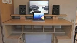 Computer Desk Diy Cool Charming Computer Desk Ideas 8 Gorgeous Design Great Home