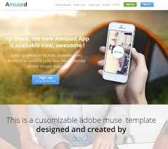 adobe muse mobile templates 40 best creative adobe muse templates themes wpulti