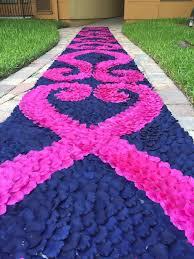petal aisle runner 123 best petal aisle runners for weddings images on