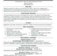 practitioner resume exles pediatric resume sle nurses resume nurses resume