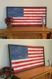 Build Your Own Flag 30 Best Patriotic Home Decor Images On Pinterest Woodworking