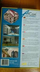 arcon visuelle architektur arcon visuelle architektur 2 0 neuwertig in hessen bad nauheim