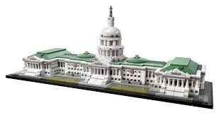 check out lego u0027s latest architecture set us capitol building 21030