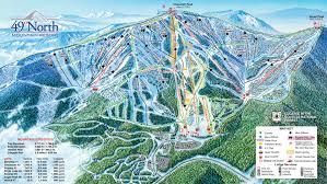 Spokane Washington Google Maps by 49 Degrees North Mountain Resort Skimap Org