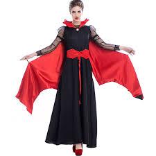 Size Gothic Halloween Costumes Ladies Steampunk Vampire Fantasias Cosplay Costumes Gothic