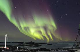 The Southern Lights The Aurora Australis A Dazzling Display Of Magic And Light