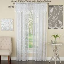 Butterfly Lace Curtains Lace Curtains Touch Of Class
