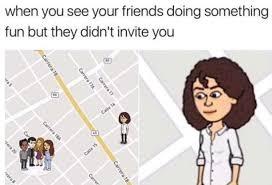 Snapchat Meme - fomo 2 snapchat map parodies know your meme
