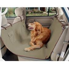 car seat dog car seat covers kurgo loft blue gray reversible