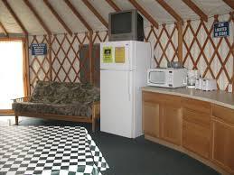 yurts smokey hollow campground