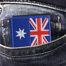 Ustralia Flag Icraft Australia Flag Minimalist Pocket Wallet U2013 Icraftwallet