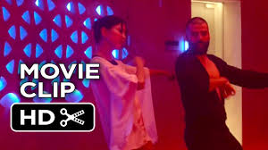 ex machina movie clip tear up the f king dance floor 2015
