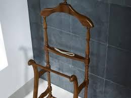 meuble valet de chambre valet de nuit en merisier massif de style louis philippe meuble